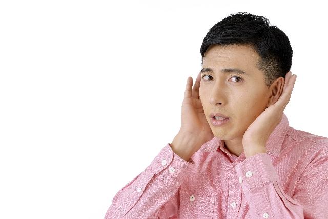 耳鳴りの原因は?