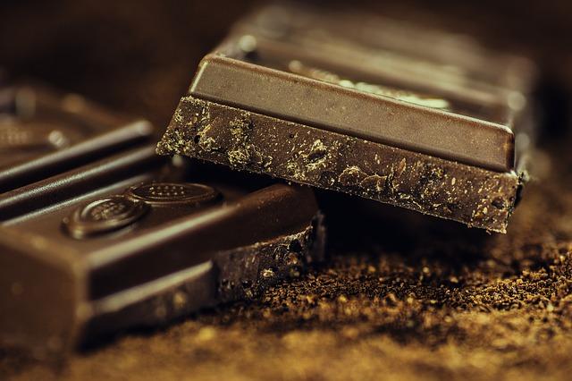 チョコレートの食べ過ぎに注意
