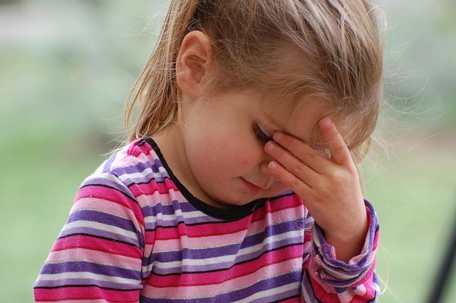 子供に蕁麻疹がでたらどうする?